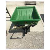 John Deere garden dump cart
