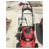Troy-bilt push mower