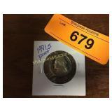 1991s Proof Nickel