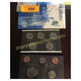 1999 U.S. Uncirculated Mint Coin Set