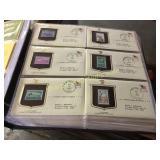 Mint Historic U.S. Stamps 1920-1960 full album