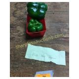 Green bell peppers(2)