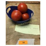 Red slicing tomatoes(4)