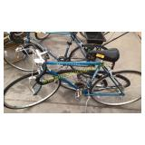 Schwinn world sport bicycle with tires