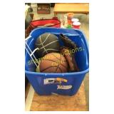 Tote of sport Equipment