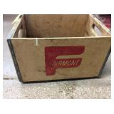 Wood FAIRMONT Crate