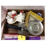 Asst. Kitchen Items