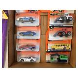 (10) Die-Cast Matchbox Cars NIB