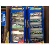 (10) Die-Cast Hotwheels Cars NIB