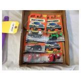 (5) Die-Cast Matchbox Cars NIB