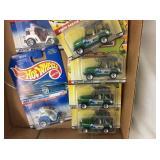 (6) Die-Cast Cars NIB