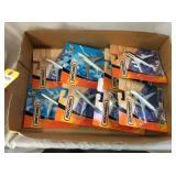 (8) Die-Cast Matchbox Airplanes NIB
