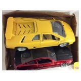 (2) Die-Cast Cars