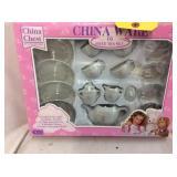 China Ware 16pc Tea Set