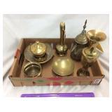 (7) Brass Pieces