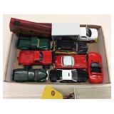Die-Cast Toys (cars&trucks)