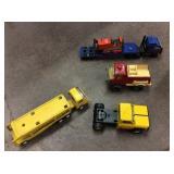 Tonka Trucks, Trailers & Dozers