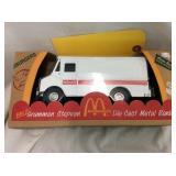 1962 Grumman Stepvan Bank (McDonalds)