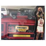 Michael Jordan Matchbox & Shaq Ornament