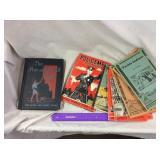 Asst. old Books