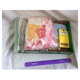 Embrodary & Crochet Items