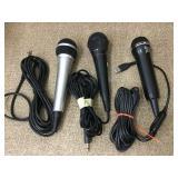 Microphones & Wires