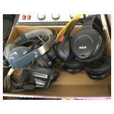 (5) Pair Headphones
