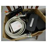 Box Of Gaming Console Cords