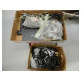 (2) Boxes of Various Cords