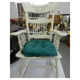 (3) Wood Chairs