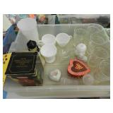 Glassware & Purses