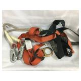 Roofing Harness & Lanyard