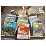 (5) Boxes of Treasure World Magazines