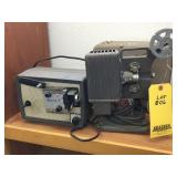 (3) Reel to Reel Projectors