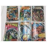 (26) Comic Books