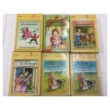 (7) Laura Ingalls Wilder Books