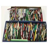 (2) Boxes of Pens