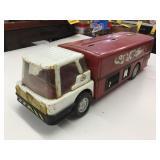 """Majic Triangle Toys Texaco Fuel Truck 24""""long"""