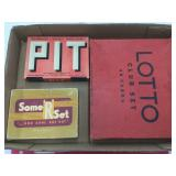 Pit, Old Maid, Lotto & Some Rest Games