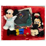 Disney Stuffed Animals, Hats & More
