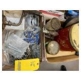 Asst Tools, Screws & More