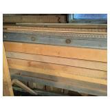 Asst rough cut lumber