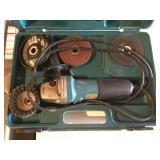 MAKITA grinder & grinder wheels