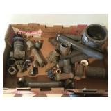 Asst. plumbing fittings