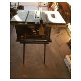 """PERFORMAX 10"""" table saw"""