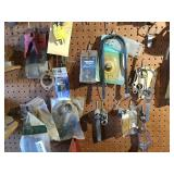 Misc. tools hardware & more