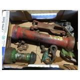 Hydraulic cylinder & PTO parts