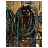 Misc. Semi cords, hydraulic hoses, belts & more