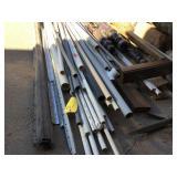 Misc. wood PVC & conduit
