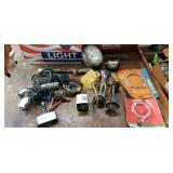 Lot Miscellaneous Automotive Equipment